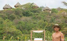 Visitar el parque Tayrona en Santa Marta Colombia, es viajar a playas al natural. Consejos e información para viajar, precios y camping. https://blogtrip.org/parque-tayrona-santa-marta-colombia-viaje-natural/