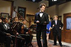 Bill Hader | Saturday Night Live | NBC