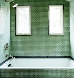 Ann Sacks recycled tiles