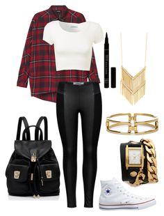 rfvbn by annagoetzke on Polyvore featuring polyvore fashion style Monki ONLY Converse Forever New La Mer Sole Society women's clothing women's fashion women female woman misses juniors