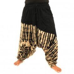 Hippie Batik Pantalón de Aladdin                                                                                                                                                     Más