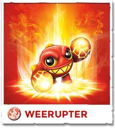 Weerupter - Skylanders Trap Team Video Game Official Site