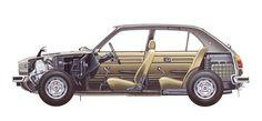 Honda Civic 5-door 1972