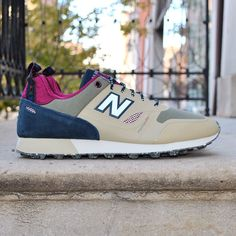 73f708958b156 New Balance - Trailbuster Re-Engineered (TBTFHBN) - Dust