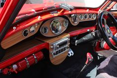 Dashboard Directory - Page 67 - Styling - The Mini Forum Mini Cooper Custom, Red Mini Cooper, Mini Cooper Classic, Classic Mini, Classic Cars, Mini Cooper Interior, British Steel, Ultimate Garage, Morris Minor