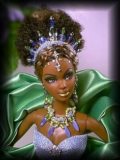 African Queen Barbie