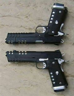 Beautiful handguns :) Love these. Art in the realm of fire arms.
