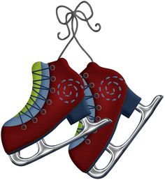 Ice Skates graphics posted by Arana via fotki. Winter Clipart, Christmas Clipart, Montessori Toddler, Toddler Activities, Winter Fun, Winter Time, Clip Art Pictures, Cute Clipart, Christmas Illustration
