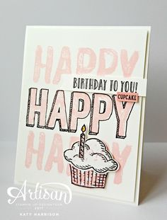 Stampin' Up! Happy Celebrations and Sprinkles of Life - Be Inspired Blog Hop