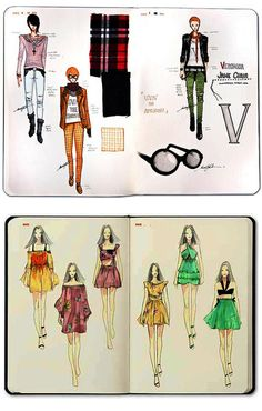 http://fashionary.org/poll/    A Sketchbook   Tailor-made for Fashion Designers