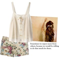 """This could only happen to me."" by daisyforkailey on Polyvore"