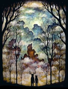 Paintings by Andy Kehoe