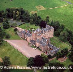 Thirlestane Castle Castlehill The Borders Of Scotland Lowlands