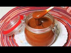 Caramel de Casa - YouTube Flan, Cooking Recipes, Make It Yourself, Youtube, Home, Candies, Pudding, Creme Brulee