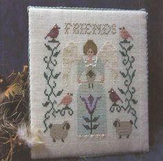 Angels - Cross Stitch Patterns & Kits (Page 5) - 123Stitch.com