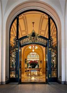 The Palace Hotel - San Francisco, CA - Fab-u-lous - Valentine's Weekend - most of our President's have stayed here