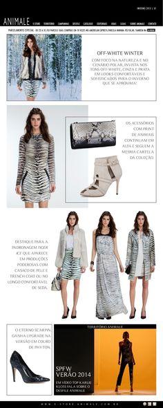 Editorial 1 - Off-white winter - Inverno 2013