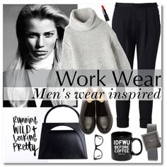 A fashion look from March 2015 featuring Raquel Allegra sweaters, WHIITE capris and MM6 Maison Margiela oxfords. Browse and shop related looks.