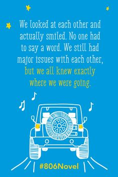 We looked at each other and actually smiled. #806Novel #quote #YA