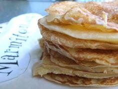 Pancakes anglais de Clémence - Recette de cuisine Marmiton : une recette