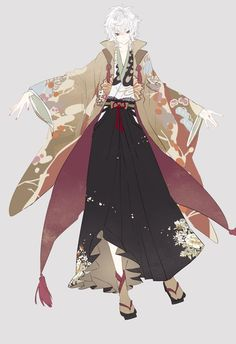 Character Design Animation, Character Art, Handsome Anime Guys, Japanese Characters, Anime Costumes, Anime Outfits, Character Design Inspiration, Yukata, Clothing Sketches