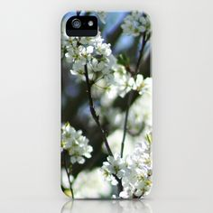 Blossoms iPhone & iPod Case by Jody Edwards Art - $35.00