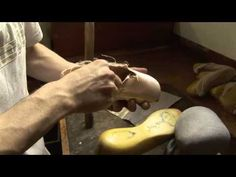 What's in a Ballet Shoe - really cool documentary about pointes shoes/makers at Freed :)