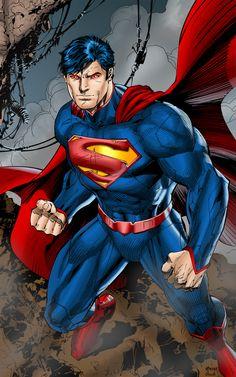 Man of Steel II by J-Skipper on deviantART