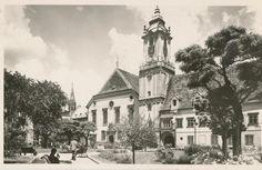 Stará radnica na Hlavnom námestí Bratislava, Notre Dame, History, Building, Painting, Travel, Geo, Times, Historia