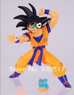 Japanese Anime ( Original BANDAI ) Dragonball Dragon Ball Z/Kai Gashapon Dolls Toys HG Action Figure 15 Son Goku-in Action & Toy Figures from Toys & Hobbies on Aliexpress.com | Alibaba Group