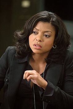 "Detective Joss Carter ""Person of Interest"" - Taraji P. Henson"