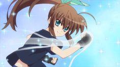 Vídeo promocional para la primera OVA del Anime Vivid Strike!.