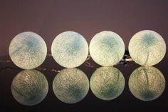 Cordão de luz Azul Bebe – Pipilota