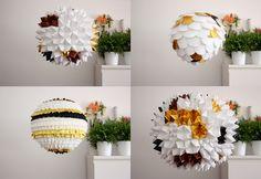 Fosfeno - iluminaçao decorativa
