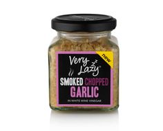 Very Lazy Smoked Chopped Garlic - Kitchen Goddess