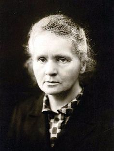 Marie Curie (1867-1934) She was the first woman to win a Nobel Prize, the only woman to in two fields and the only person to win in multiple sciences, the first woman to become a Professor at the University of Paris and the first woman to be entombed in the Pantheon.