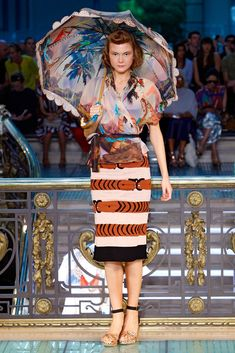 Tsumori Chisato Spring 2012 Ready-to-Wear Fashion Show - Olivia Remmets Askman…