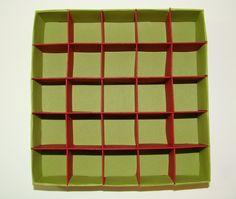 Qbee's Quest: Inch Box Advent Calendar Tutorial