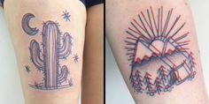 3D Tattoo Ideas - 3D Tattoo Artist Winston the Whale