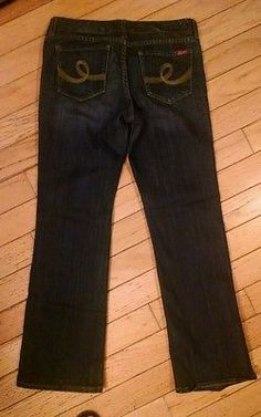 Seven 7 Womens Jeans Boot Cut Jeans Size 12
