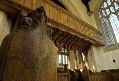 Eglwys Sant Beuno's Church - Hawlfraint Ein Treftadaeth / Copyright Our Heritage