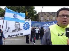 CRÓNICA FERROVIARIA: Movimiento Sindical Rosarino expresa solidaridad c...