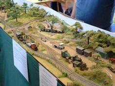 Model Railway Layout | Get some ideas on what model railway layout to choose
