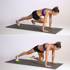 10 exercices qui brûlent 200 calories en 3 minutes - Les Éclaireuses