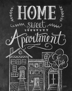 Home Sweet Apartment