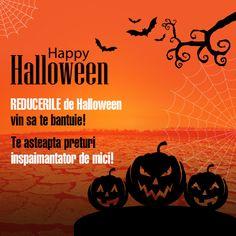 REDUCERILE de Halloween 🎃 vin sa te bantuie! Intra si vezi promotia!😉 #reduceri #oferte #halloween #preturimici #promotii
