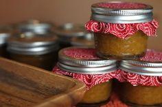 How To Make Homemade Peach Butter! #peach #butter #recipes
