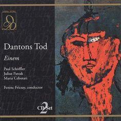 Precision Series P Schuffler/J Patzak - Einem: Dantons Tod, Green