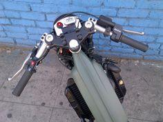 Mbk 51 MG Street Fighter – Tomahawk Mopeds Moped Bike, Custom Moped, Men Warehouse, Hell On Wheels, Education Humor, Celebrity Travel, 50cc, Dirt Track, Outdoor Art