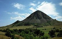 Native American religion. Bear Butte, South Dakota, is a sacred site for over 30 Plains Indian tribes. - Wikipedia, the free encyclopedia